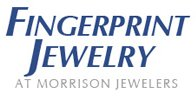 Fingerprint Jewelry Logo